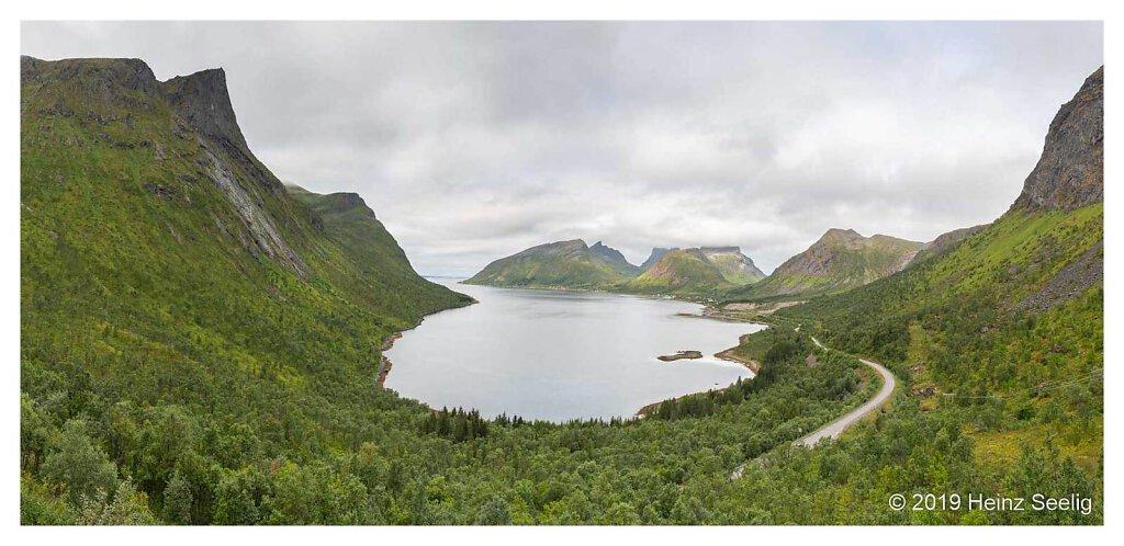 Panorama Senja