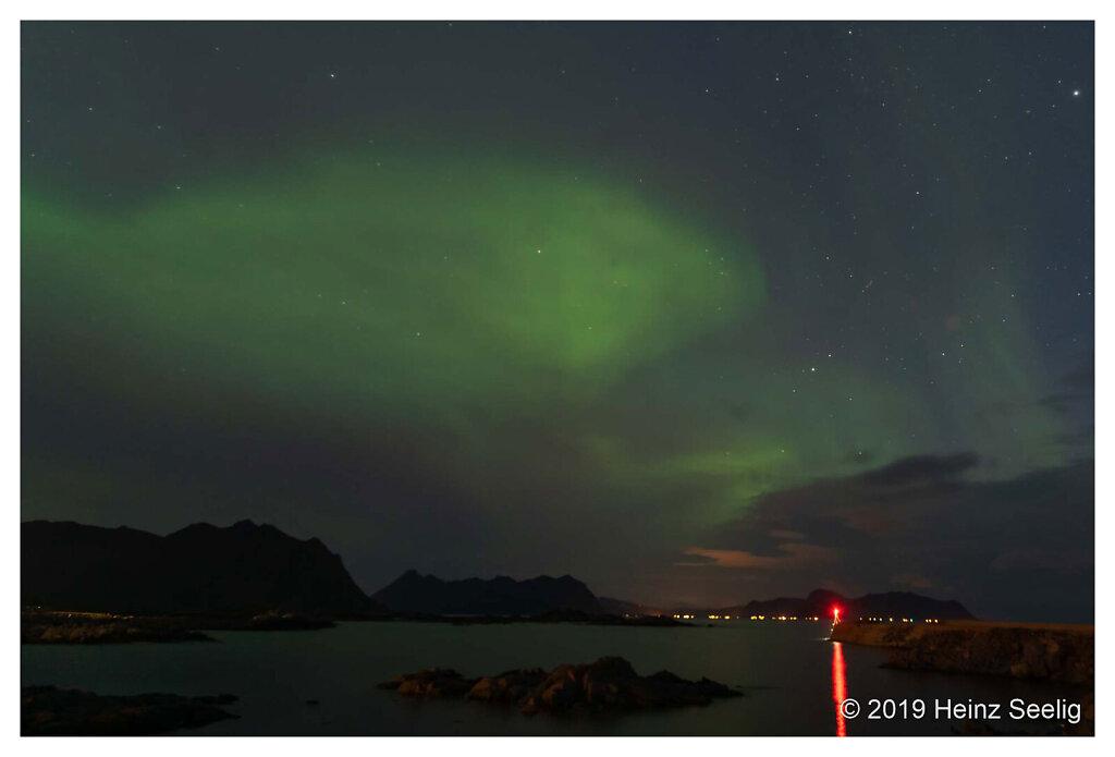 Polarlichter Lofoten